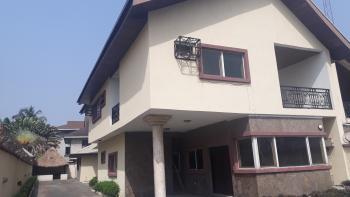 Self Service 5 Bedroom Semi Detached Duplex, Parkview, Ikoyi, Lagos, Semi-detached Duplex for Rent