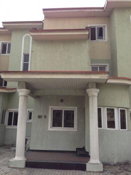 4 Bedroom Serviced Semi Detached Duplex Townhouse with a Room Bq, Greenville Estate, Ikate Elegushi, Lekki, Lagos, Semi-detached Duplex for Rent