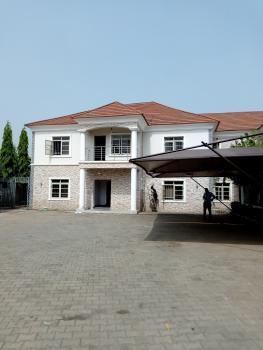 5 Bedroom  Semi Detached Duplex with 2 Rooms Servant Quarters, Off Ibb Buleavard, Maitama District, Abuja, Semi-detached Duplex for Rent