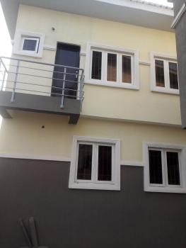 Most Beautiful Executive Paradise Newly Built All Rooms En Suite 2 Bedroom Flat, Micheal Brown Street, Rockstone Estate, Badore, Ajah, Lagos, Flat for Rent