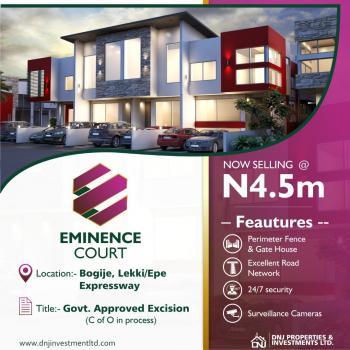C of O Land @ Eminence Court, Lekki, Lekki Expressway, Lekki, Lagos, Land for Sale