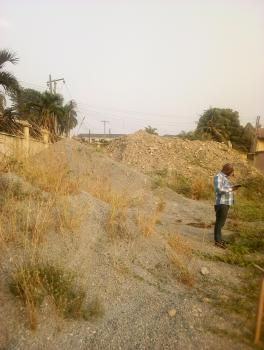 Corner Piece Plot of Land Measuring 1100sqm with Fence and Gate, Lola Holloway, Omole Phase 1, Ikeja, Lagos, Mixed-use Land for Sale