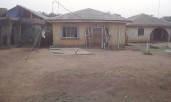 3 Bedroom Bungalow (setback) on a Full Plot of Land, Ijuri Area, Agbara, Ogun, Detached Bungalow for Sale