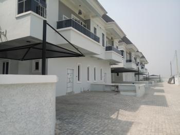 Beautiful & Brand New 4 Bedroom Semi Detached Duplex with Bq, Chevron, Lekki Expressway, Lekki, Lagos, Semi-detached Duplex for Sale