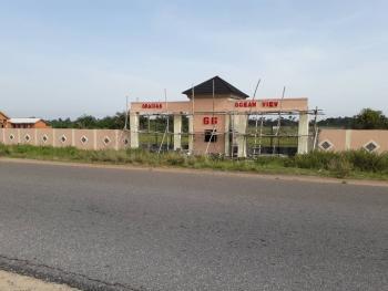 22 Plots of Dry Land Facing Lekki Free Zone Express, Otoolu Town, Ogogoro, Ibeju Lekki, Lagos, Mixed-use Land for Sale