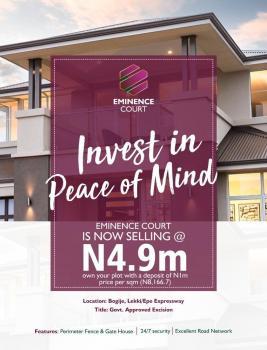 Eminence Court, Bogije, Ibeju Lekki, Lagos, Mixed-use Land for Sale