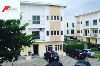 5 Bedroom + Bq Premium Terrace Duplex, Off Lekki Phase 1, Ikate Elegushi, Lekki, Lagos, Terraced Duplex for Rent