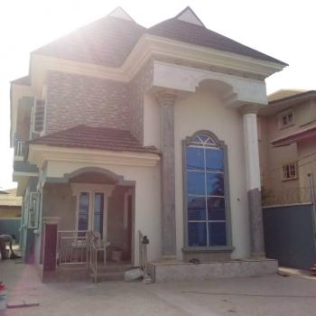 a Lovely 4 Bedroom Duplex with a Bq, Oko-oba, Agege, Lagos, Detached Duplex for Sale