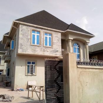 a Lovely 4 Bedroom Duplex with a Bq, Labak Estate, Oko-oba, Agege, Lagos, Detached Duplex for Sale