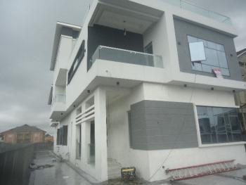 Brand New 6 Bedroom Detached Duplex with Excellent Facilities, Pinnock Estate, Osapa, Lekki, Lagos, Detached Duplex for Sale