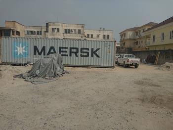 Commercial Land Measuring 1200sqm, Admiralty Road, Lekki Phase 1, Lekki, Lagos, Commercial Land for Rent