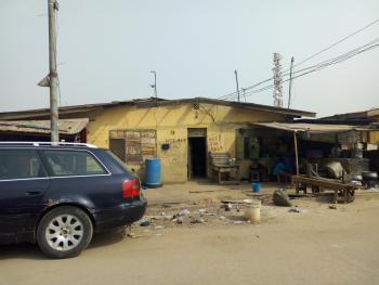 Land with Bungalow, Orona Street, Off Owoseni Street, Oshodi, Lagos, Residential Land for Sale