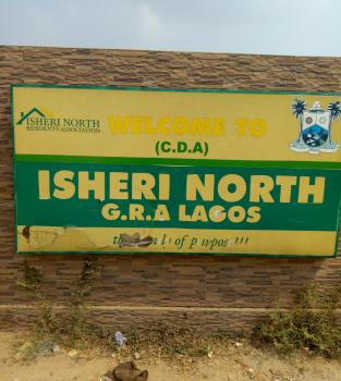 Cheap Land  for Sale Inside Isheri North Gra, Block 21a Plot 3, Gra, Isheri North, Lagos, Residential Land for Sale