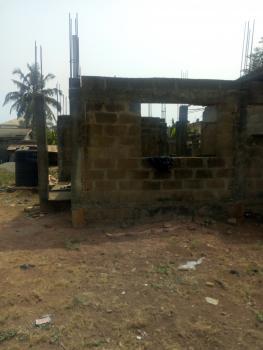 Uncompleted 2 No Block of Flats, Doyin Akinniyi Street, Off Aina Obembe, Baruwa, Ipaja, Lagos, Block of Flats for Sale