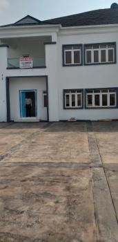 6 Bedroom Duplex with 2 Room Bq and 1 Study Room with Fitted Kitchen and Spacious Compound That Can Park Up to 10 Cars, Royal Gardens Estate, Lekki Epe Expressway, Ajah, Lagos, Semi-detached Duplex for Sale