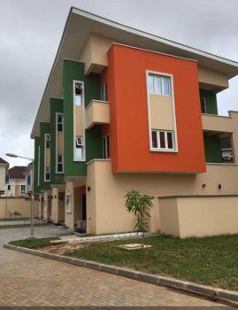 3 Bedroom Terraced, Angle Court Estate, Agungi, Lekki, Lagos, Terraced Duplex for Rent