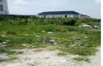 1000sqm of Land, Behind Oando Ilasan, Ikate Elegushi, Lekki, Lagos, Residential Land for Sale