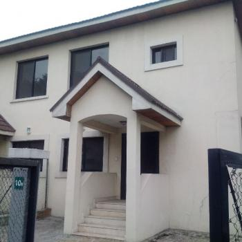 Four (4) Bedroom Semi Detached in a Well Maintained Mini Estate, 2nd Street, Phase 1, Osborne, Ikoyi, Lagos, Semi-detached Duplex for Sale