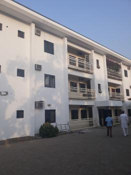 Renovated Serviced 3 Bedrooms Apartment with 1 Room Servant Quarters, Off Aminu Kano Crescent, Wuse 2, Abuja, Flat for Rent