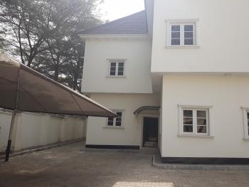 Newly Built 5 Bedroom Duplex with 2 Rooms Bq, Off Aminu Kano Crescent, Wuse 2, Abuja, Detached Duplex for Sale