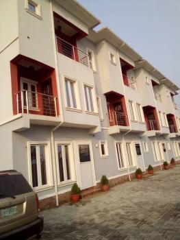 4 Bedroom Home on 3 Floors, New Road, Lekki Phase 2, Lekki, Lagos, Terraced Duplex for Sale