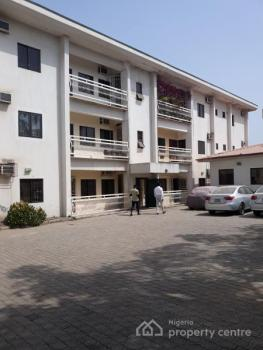 Tastefully Finished 3 Bedroom Serviced Flat with Bq, Corporate Guards, Wuse 2, Abuja, Flat for Rent
