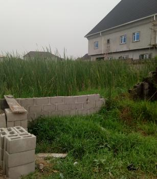 600m2 of Land Partially Fence and Gated with C of O, Startimes Estate, Along Ago Palace Way, Close to Amuwo Odofin, Ago Palace, Isolo, Lagos, Residential Land for Sale