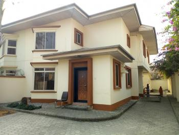 4 Bedroom Semi Detached House, All Rooms En Suite with 2 Rooms Boys Quarters and a Gate House in Lekki Phase 1. N160m, Lekki Phase 1, Lekki Phase 1, Lekki, Lagos, Semi-detached Duplex for Sale