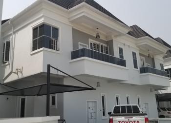 Magnificent 4 Bedroom Semi Detached Duplex with Bq, Chevron, Lekki, Lagos, Semi-detached Duplex for Sale