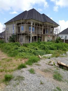 Uncompleted 4 Bedroom Duplex, Opposite Games Village, Kukwuaba, Abuja, Detached Duplex for Sale