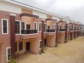 Magnificent and Luxury 4 Bedroom Terrace Duplex in a Servived Estate, Chevron, Lekki, Lagos, Terraced Duplex for Sale