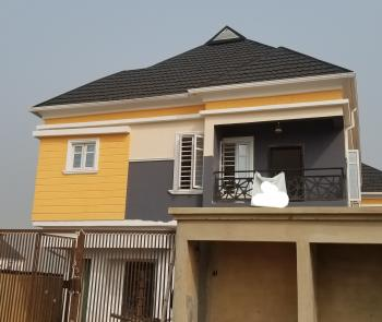 Brand New 4 Bedroom Detached Duplex with Bq, Chevron, Lekki, Lagos, Detached Duplex for Sale