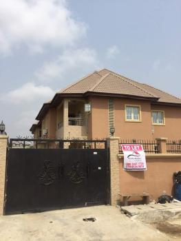 Well Built 4 Units of 3 Bedroom Flat for Sale, Onanafe Schuler Street Off Ado Road- Ajah #65m, Onanefe Schuler Street, Off Addo Road, Ado, Ajah, Lagos, House for Sale