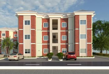 1 Bedroom Apartment at an Estate  (off Plan), Airport Road, Close to Dunamis, Lugbe District, Abuja, Mini Flat for Sale