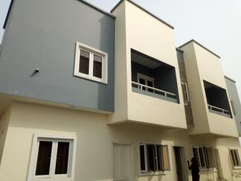 Well Built Brand New 2 Bedroom in a Gated and Secured Estate, All En Suites with Visitors Toilet, Heat Extractor, Water Treatment, Atlantic View Estate New Road, Lekki Expressway, Lekki, Lagos, Flat for Rent