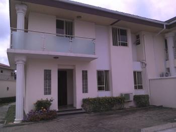Superb 4 Bedroom Duplex, 3rd Avenue, Osborne, Ikoyi, Lagos, House for Rent
