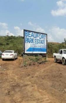 Land Plots, Beaufort Park, Off T-junction, Epe, Lagos, Mixed-use Land for Sale