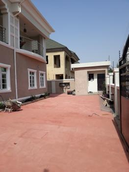 Exquisitely Finished & Sleek 4 Bedroom Fully Detached Duplex + 2 Rooms Bq & 1 Bedroom Guest Chalet in an Estate, Near Games Village, Area 1, Garki, Abuja, Detached Duplex for Rent