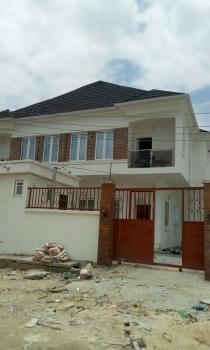 4 Bedroom with Boys Quarters, Brand New, Agungi, Lekki, Lagos, Semi-detached Duplex for Sale