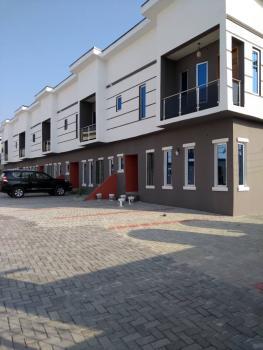 4 Bedroom Terrace + Bq Lekki, Oral Estate, Ikota Villa Estate, Lekki, Lagos, Terraced Duplex for Sale