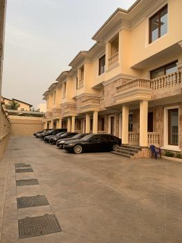 Luxury 4 Bedroom Terrace Duplex, Mcpherson Way, Off Bourdillon Road, Falomo, Ikoyi, Lagos, Terraced Duplex for Sale