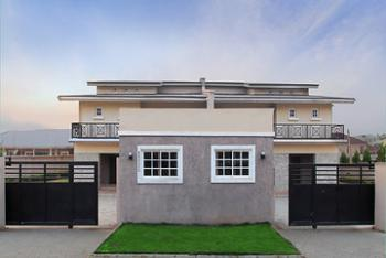 Newly Built 2 Units of 4 Bedroom Semi Detached House with Swimming Pool, Gwarinpa, Abuja, Semi-detached Duplex for Sale