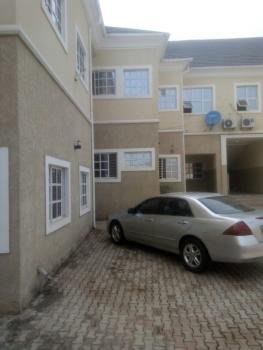 a Well Finished Brand New 3 Bedroom with a Room Bq, Diplomatic Zone,  Off Jubril Aminu Street, Katampe Extension, Katampe, Abuja, Flat for Rent
