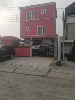 Purpose Built Office Block, Omon Ebhomenye Street, Behind Nepa Office, Lekki Phase 1, Lekki, Lagos, Office Space for Sale