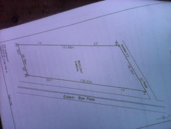 18 Plots of Land, Along Eastern By-pass, Rido Gbagyi By Kapam Junction, Chikun, Chikun, Kaduna, Mixed-use Land for Sale