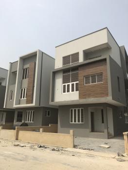 Luxury 5 Bedroom Semi Detached Duplex with B.q, Ikate Elegushi, Lekki, Lagos, Semi-detached Duplex for Sale