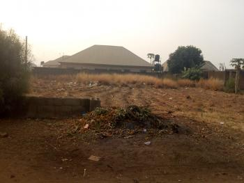 Very Dry and Well Located 800sqm Residential Land, Behind Peace Park, Gwanzago Extension, Off Powerline, Kubwa, Abuja, Residential Land for Sale