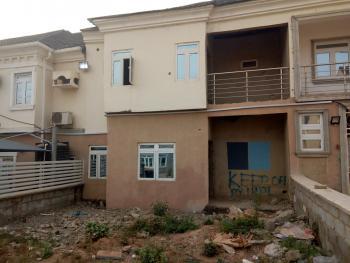 Well Built Carcass 3 Bedroom Terraced Duplex, Porsh Terrace Estate, Idu Industrial, Abuja, Terraced Duplex for Sale