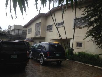5 Bedroom  House with Boys Quarters on Approximately 800sqm Land Area., Oduduwa Way, Ikeja Gra, Ikeja, Lagos, Detached Duplex for Sale