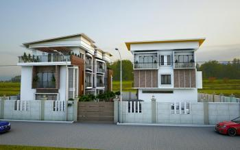 a Spacious 4 Bedroom Semi Detached Apartment with 1 Bq, 5, Aso Street, Parkview, Ikoyi, Lagos, Flat for Sale